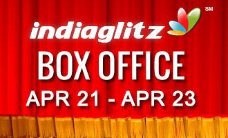 Chennai Box Office Status (Apr 21st - Apr 23rd)