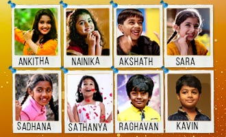Children's Day Special - Modern Tamil cinema's child artistes