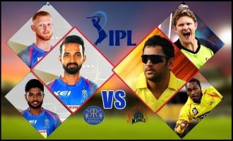 Preview: CSK Vs RR, MCA Stadium Pune