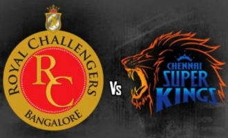 CSK Vs RCB Former and incumbent India captains to slug it out at Bangalore