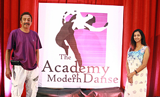 Major Sundarrajan Son Major Gowtham's Academy Of Modern Dance