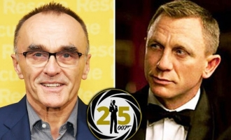 WOW ! 'Slumdog Millionaire' Danny Boyle to direct 'James Bond 25' ?
