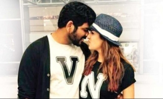 Nayanthara & Vignesh Shivan to make a surprise announcement ?