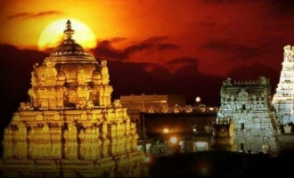 Two Indian Americans make a huge donation to Tirupathi temple!