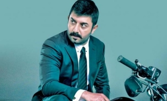 Arvind Swamy makes a major career decision!