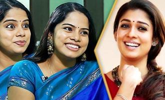 Aambalaiya iruntha veliya va da! : Deepa Venkat Interview