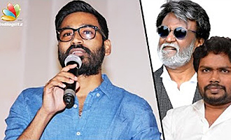 Dhanush responds to Haji Mastan foster son notice to Rajinikanth