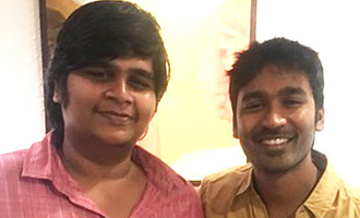 Dhanush's important announcement on Karthik Subbaraj film