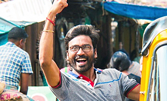 Dhanush's status update about his Hollywood film