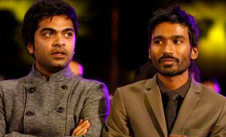 Simbu invites for a game and Dhanush's reply