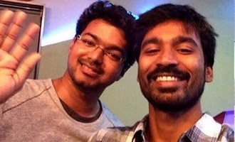 Dhanush's timely help for  Thalapathy's 'Mersal'