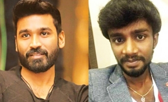 Dhanush makes Vijay TV Dheena hero in his next production?
