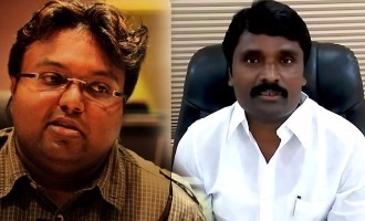 Anbu Chezhiyan's threat to D.Imman