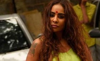 Sri Reddy slams female celebrity for supporting casting couch