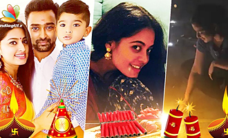 Here's How Prasanna and Sneha Celebrating Diwali 2017
