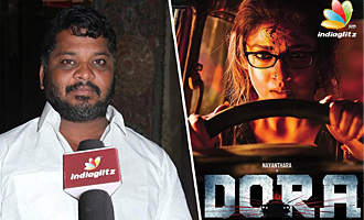 Why 'A' Certificate for Dora movie : Producer Sarkunam Interview