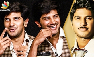 I didn't step out with this Mustache : Dulquer Salmaan Interview