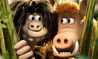 Cute! 'Early Man' teaser is here