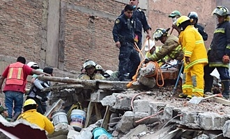 Central Mexico earthquake updates