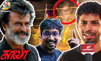 WEIGHTU ! Kaala Confirm Hit | Rajini Fans Celebration at Vetri Theatre