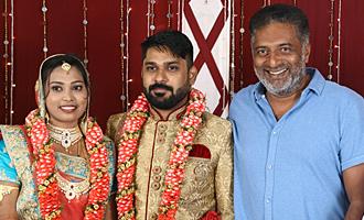 Tamil Film Producer Council Ec Member Gafar's Son Wedding Reception