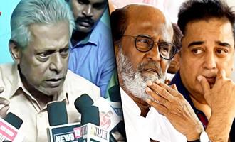 Nadigar Sangam will get HUGE collection with Rajinikanth, Kamal : Delhi Ganesh Speech