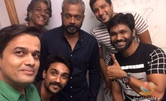 Wow! Gautham Menon turns cop for his next film!