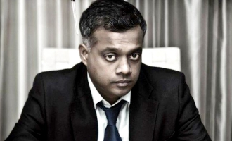 Gautham Menon missing from upcoming film