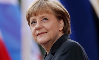 Merkel is 4th time German Chancellor