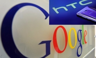Google buys part of HTC smartphone biz