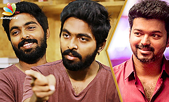 Vijay Confident I Wil Win National Award : GV Prakash Interview