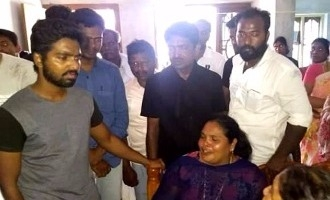 G.V.Prakash takes up the fight for the cyclone affected fisherman
