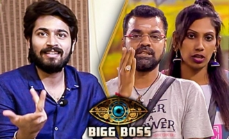 BIGG BOSS 2: I pity for them - Harish Kalyan Interview