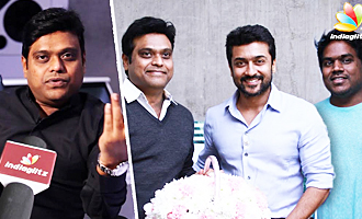 Harris Jayaraj talks about his New STUDIO H