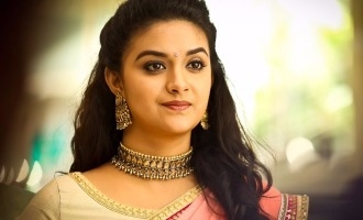 Happy Birthday Keerthy Suresh!