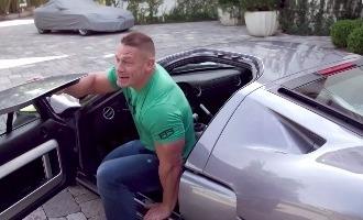 Case filed against John Cena