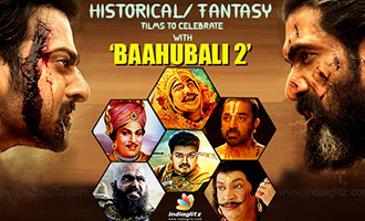 Historical/ Fantasy Films to celebrate with 'Baahubali 2'