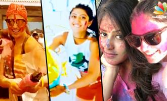 Celebrities celebrate Holi 2017