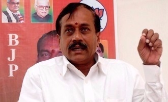 H.Raja trolled by 'Balloon' director