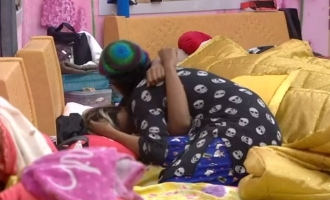 Bigg Boss contestants' tight hug in bed gets controversial
