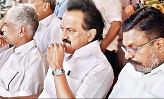 DMK, allies form 'human-chain' across the State over Cauvery issue