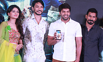 'Iruttu Arayil Murattu Kuthu' 2nd Single Launch & Press Meet