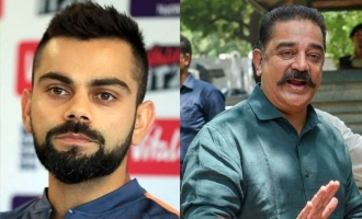 Kamal Haasan and Virat Kohli are the first Mega Icons