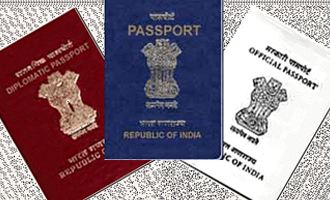 India passports to be in Hindi and English