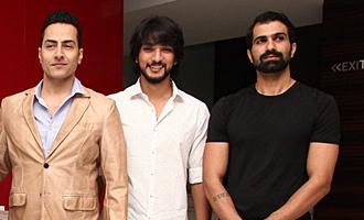 'Indrajith' Movie Audio Launch