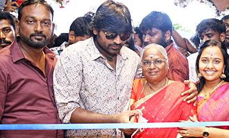 Vijay Sethupathi Launches Iraivi Boutique Show Room