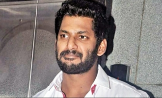Vishal announces the next important date