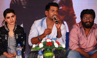 'Irumbu Thirai' Movie teaser launch