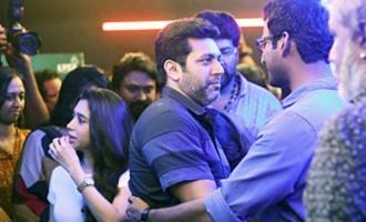 'Irumbu Thirai' Movie Special Celebrity Show