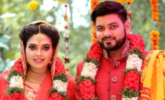 'Sathuranga Vettai' heroine Ishara Marriage